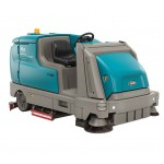 Tennant M17 Battery-Powered Ride-on Sweeper-Scrubber