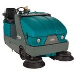 Tennant S20 Compact Mid-sized Ride-on Sweeper